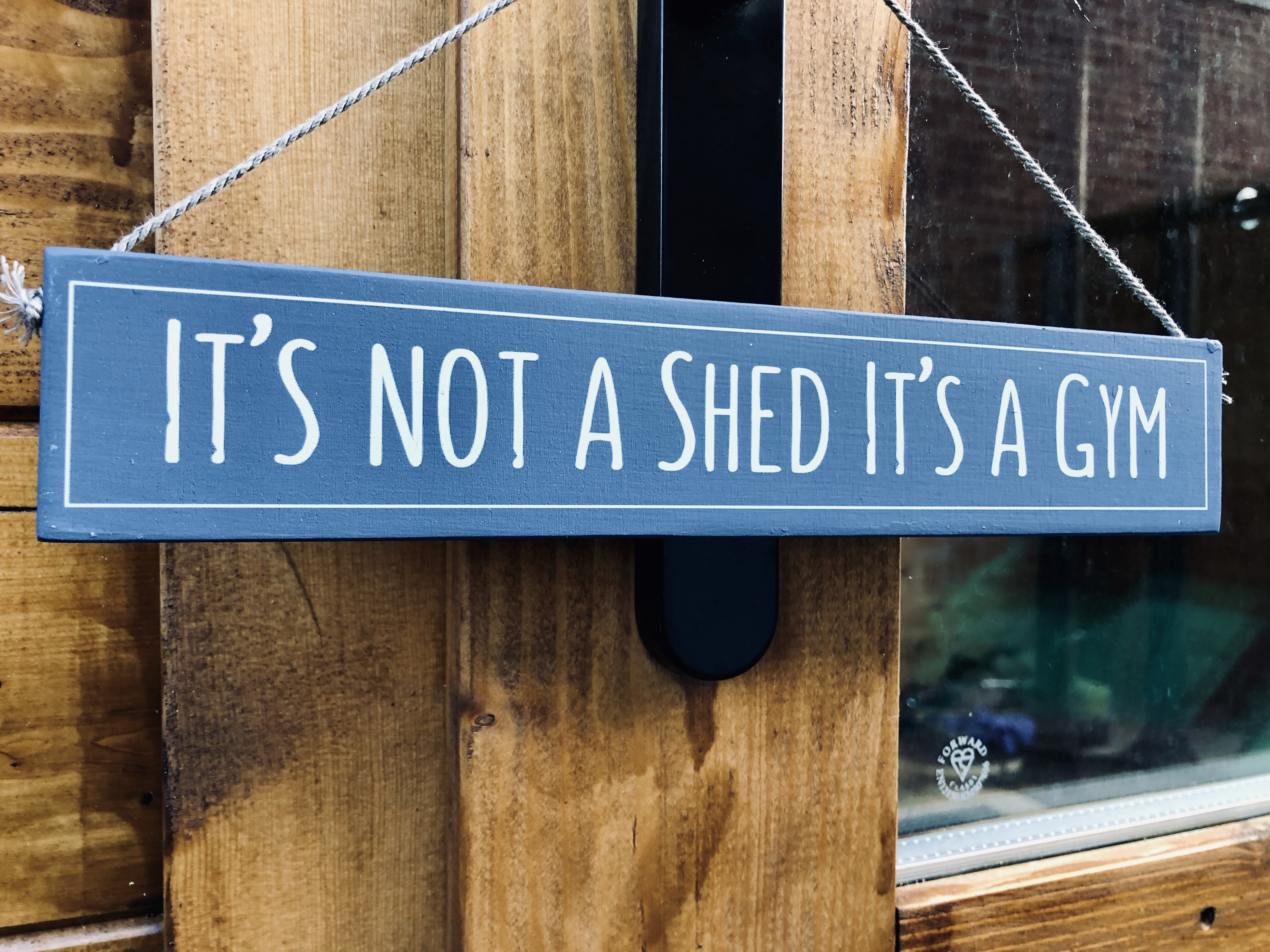 It's Not A Shed....