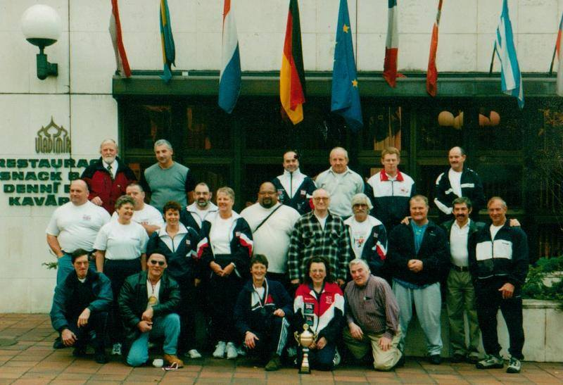 British Masters Team inc Malc 2000