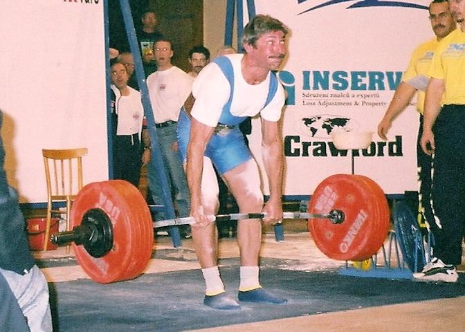 Malcolm Karn 290kg