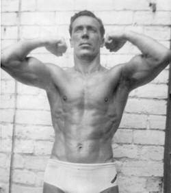 Dave Whitehead Circa 1957