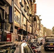 Colaba Causeway Street Shopping in Mumba