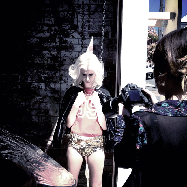 Behind The Scenes: Editorial
