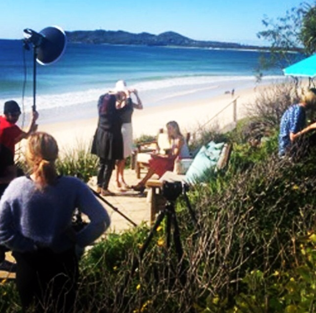 Behind The Scenes: Williams Shoes Spring Summer campaign
