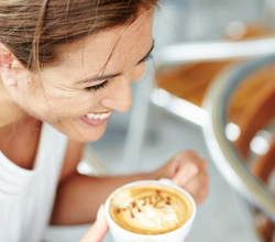 lend lease coffee closeup