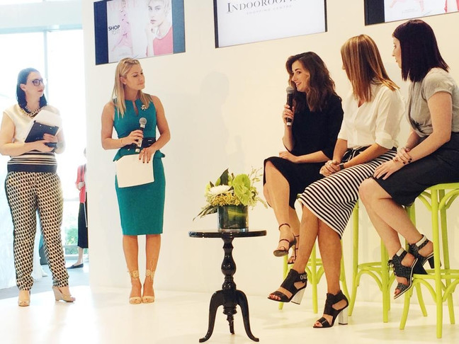 Behind The Scenes: Indooroopilly Shopping Centre Feast of Fashion Event