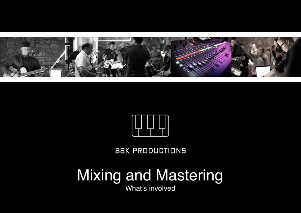 88K Productions Mizing Mastering Explain