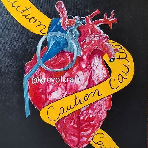 Cautious Heart