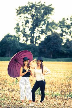 Chiara und Laura