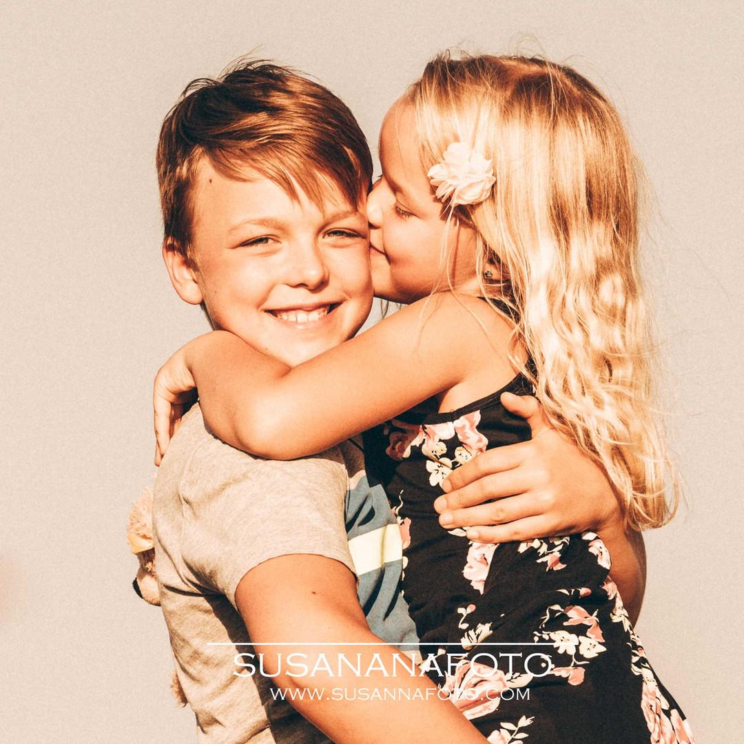 Giulia und Mateo