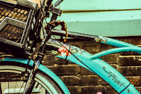 more or less - Susanna Hiss Photography - Bikes