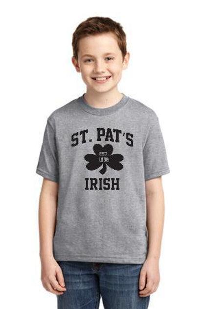 #29B JERZEES® - Youth Dri-Power® 50/50 Cotton/Poly T-Shirt