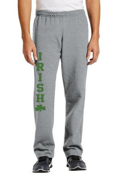 #18400 Gildan® Adult Heavy Blend™ Open Bottom Sweatpant