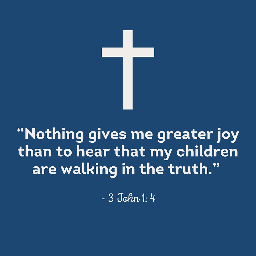 """""""Nothing gives me greater joy than to he"""