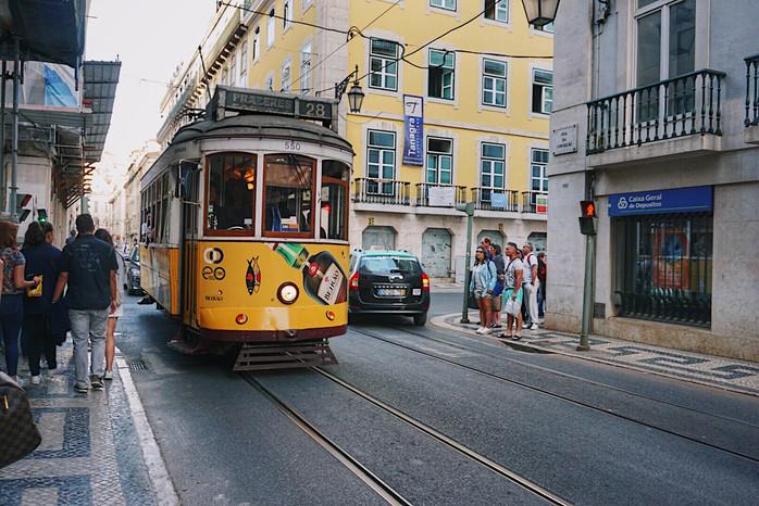 Olha Como a Vida é Boa - Lisbon, Portugal