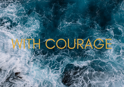 With Courage by Jon Hare