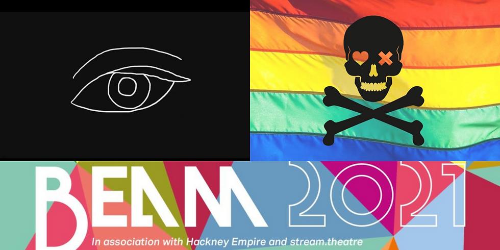 BEAM2021 - Black Power Desk & Lesbian Pirates!