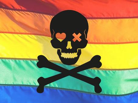 Lesbian Pirates! Bringing history to life at the Southbank Centre
