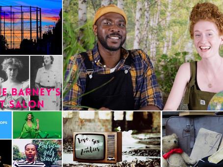 Reading Fringe - reflections on an award-winning Festival!