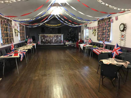 Thaxted Fayre Trust Blitz Party
