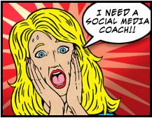What's a Social Media Coach?
