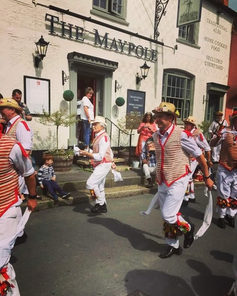 Maypole Thaxted Morris Men