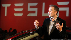 MUSK: Tesla can be involved with crypto in the long run.