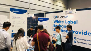ChainUP unveils Blockchain and Cloud Computing business model during Blockchain Thailand Genesis