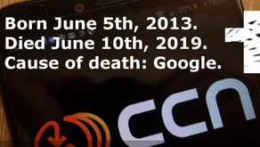 Cryptocurrency media site CCN is shutting down today, June 10th