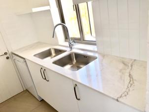 Marble, Granite or Engineered Stone