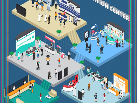 How to Design an Effective Trade Show Booth that Attracts Qualified Leads