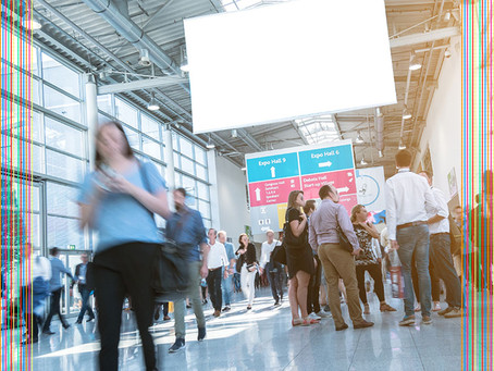 Using Indoor Location Tracking to Measure the Impact of a Trade Show