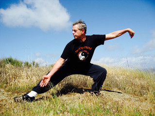 Tai Chi Ch'uan-The Art of Mindful Meditation