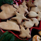 swedish christmas ginger biscuits from m