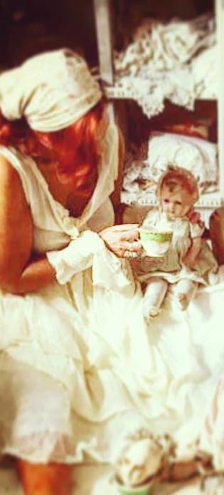 Tea party anyone _ #ewaiwallaartdesign e