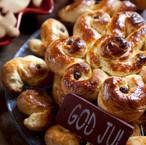swedish organic cinnamon buns from madel