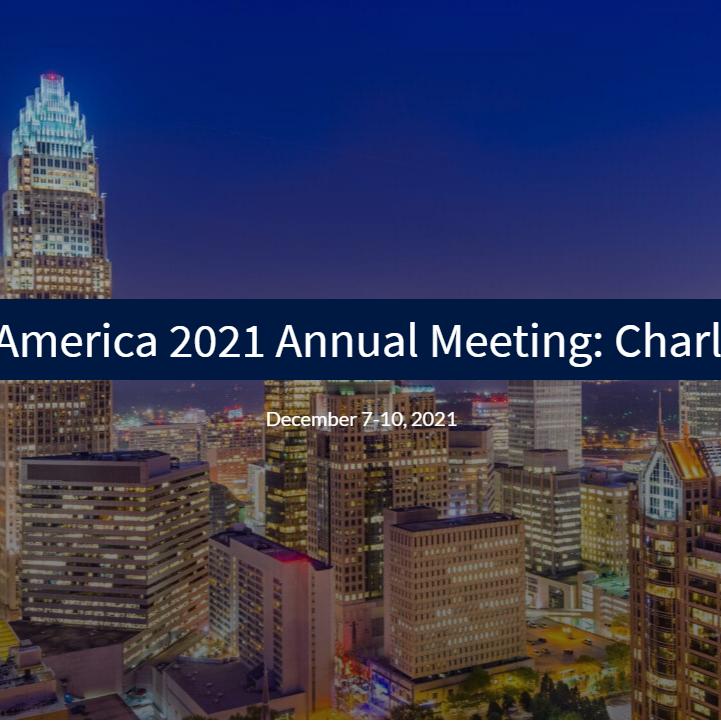 ITS America 2021 Annual Meeting: Charlotte