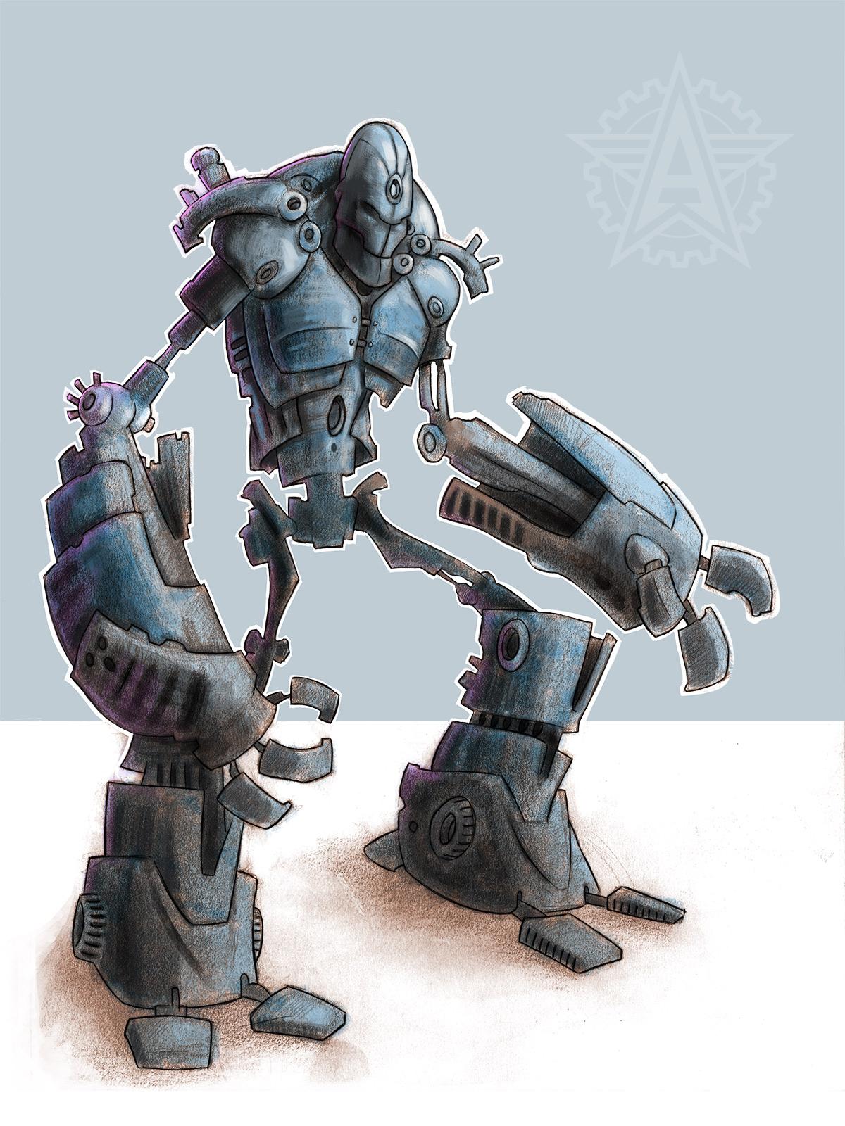 Scrapbot