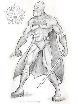 Batman Samurai