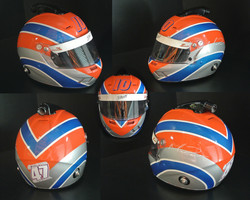 Merek's Helmet