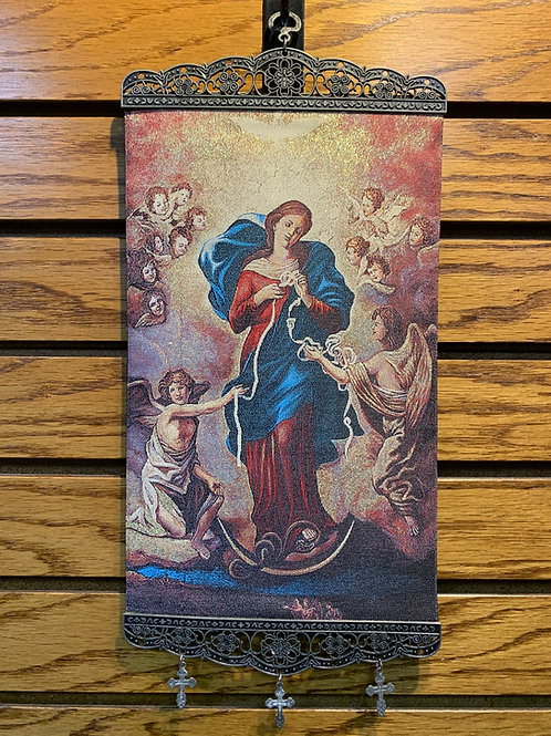 Mary, Mother of God Tapestry
