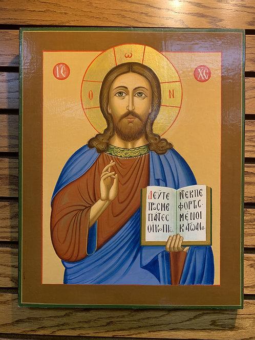 Pantocrator - Christ the Teacher