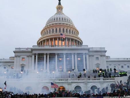 Paulist Fr. Ronald Franco on the Riots in Washington, DC
