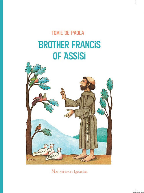Brother Francis of Assisi by Tomie dePaola