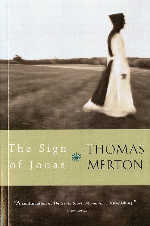 The Sign of Jonas by Thomas Merton