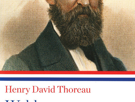 August Book Club Selection: Walden by Henry David Thoreau