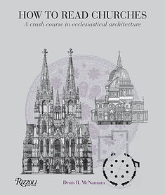 How To Read Churches by Denis R. McNamar