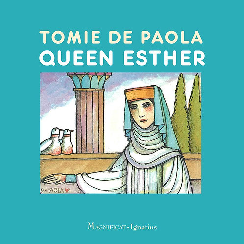 Queen Esther by Tomie dePaola