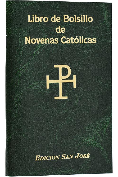 Libro de Bolsillo de Novenas Catolicas