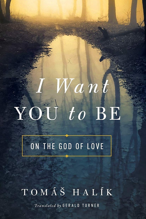I Want You to Be: On the God of Love by Tomas Halik