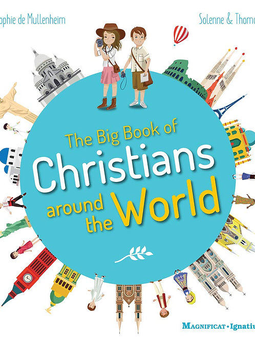 The Big Book of Christians Around the World by Sophie de Mullenheim